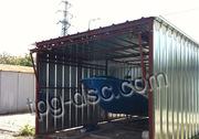металлический гараж - foto 0