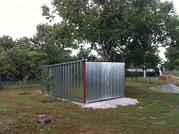металлический гараж - foto 2